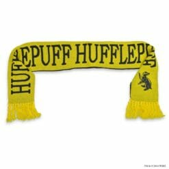 Cachecol Lufa-Lufa Reversível Oficial Harry Potter