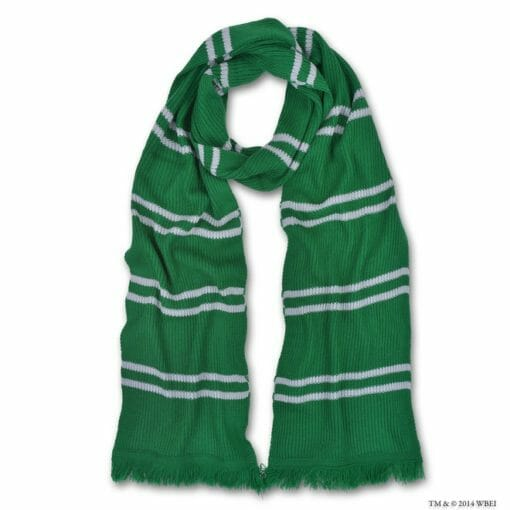 Cachecol Sonserina Oficial Harry Potter
