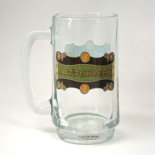 caneca 510x510 - Caneca em Vidro Cerveja Amanteigada Oficial Harry Potter