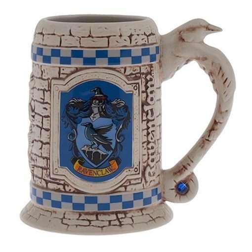 Caneca Brasão Corvinal Harry Potter Oficial
