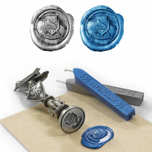 carimbo corvinal noble collection 2 510x510 - Kit 5 Carimbos Seladores de Cartas Hogwarts
