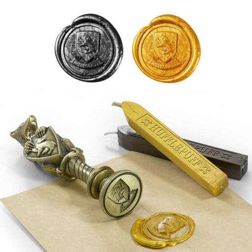 carimbo lufa lufa noble collection 2 510x510 - Kit 5 Carimbos Seladores de Cartas Hogwarts