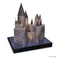caste 247x247 - Maquete 3D Castelo de Hogwarts Led