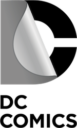 dc comics logo - Xadrez Batman DC Comics