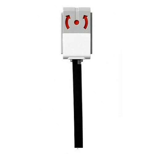 giroscopico ev3 2 500x500 - Sensor Giroscópico 45505 Robótica Lego EV3