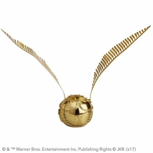 harry potter golden snitch clock 1 o 510x510 - Relógio de mesa Pomo de Ouro Harry Potter