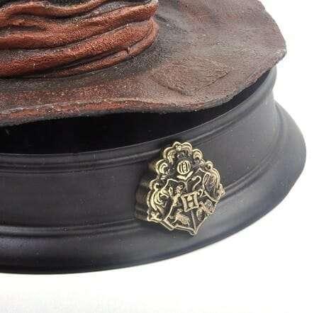 Porta Canetas Chapéu Seletor Oficial Harry Potter