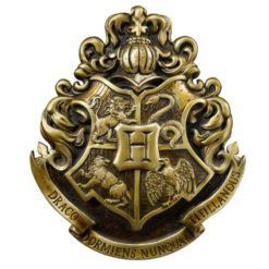 Brasão de Hogwarts Oficial
