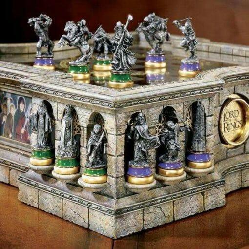 Xadrez Senhor dos Anéis Edição Luxo