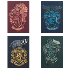 jvlu hp house light up canvas grid 247x247 - Banner Luminoso Casas de Hogwarts Harry Potter