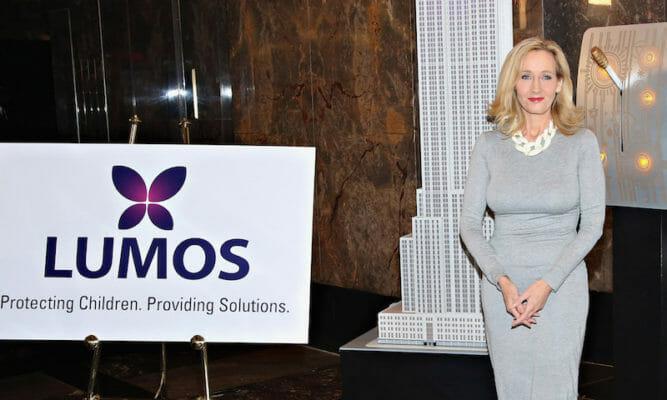 lumos fundacao JK ROWLING5 667x400 - Fundação Lumos e o papel social desta ONG criada por JK Rowling.