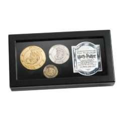 moedas de gringotes noble collection 247x247 - Estojo Colecionador Moedas de Gringotes Réplica Oficial