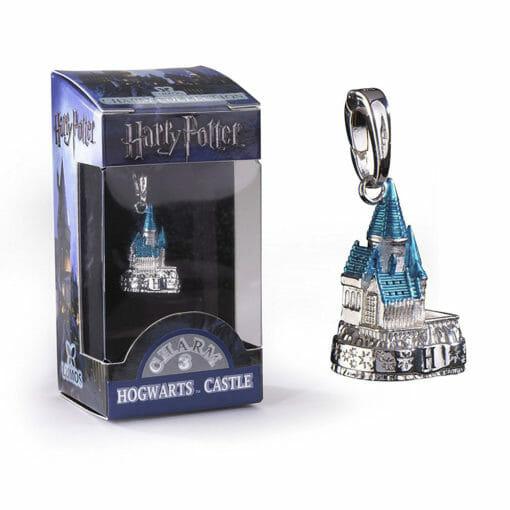 Pingente Castelo de Hogwarts Prata Harry Potter Lumos #3