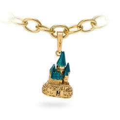 pingente lumos noble collection castelo de howarts5 247x247 - Pingente Castelo de Hogwarts Ouro Harry Potter Lumos #2