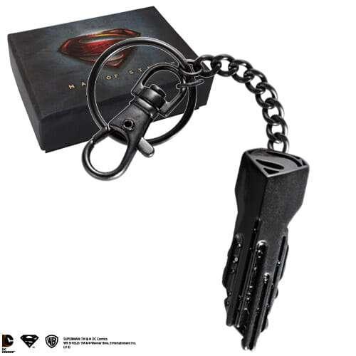 Chaveiro Chave de Comando Man of Steel Oficial