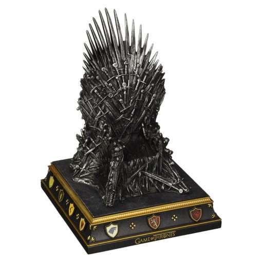 trono de ferro got noble collection 510x510 - Apoio para Livros Trono de Ferro Game of Thrones Oficial
