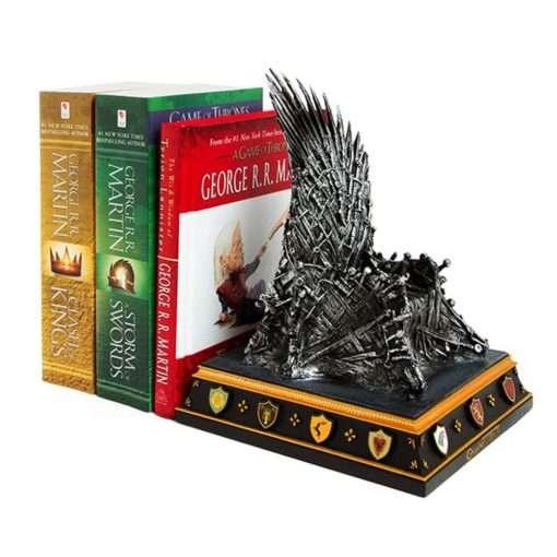trono de ferro apoiador livros game of thrones oficial hbo noble collection 886 3 20160318083816 510x510 - Apoio para Livros Trono de Ferro Game of Thrones Oficial