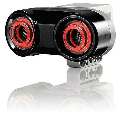 ultrasonico ev3 1 500x500 - Sensor Ultra-Sônico 45504 Robótica Lego EV3